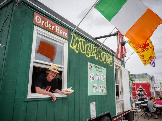 Des Moines Food Truck Festival
