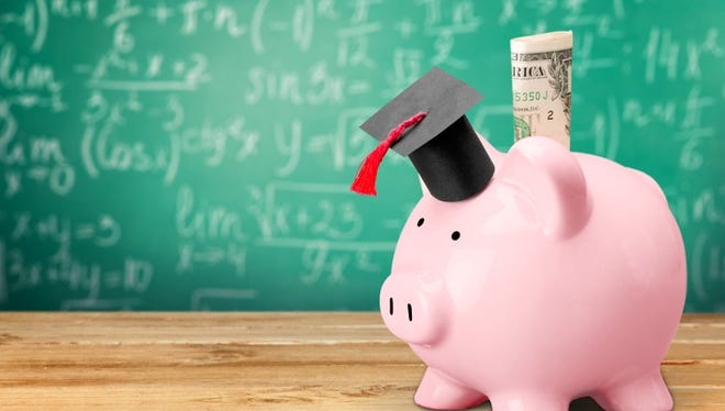 There are ways to pay for college.