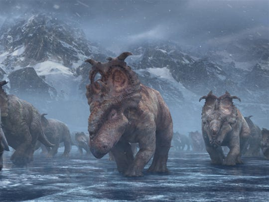 'Walking with Dinosaurs: The Movie 3D'