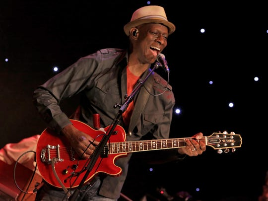 Three-time Grammy winner, Keb' Mo' will be among the first artists to perform during the The Grand's 2015-16 season.