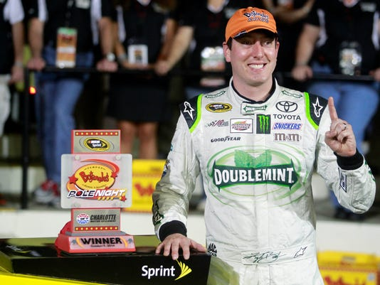 Kyle Busch H or V
