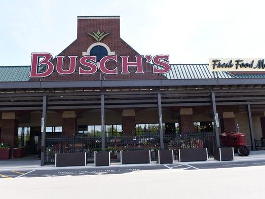 Busch's Fresh Food Market in Canton.