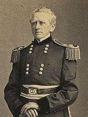 Maj. Gen. John Dix ordered the arrest of Circuit Court