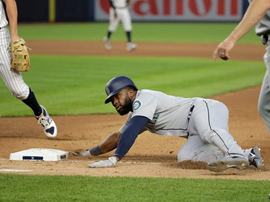 The acquisition of Denard Span has helped to stabilize a relatively inexperienced Mariners outfield.