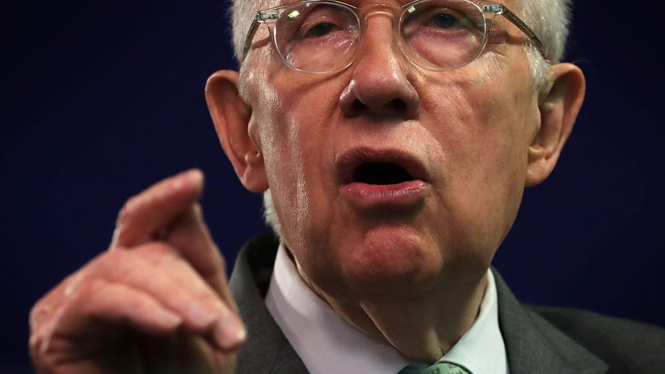 Harry Reid Delivers Major Address On Rise Of Donald Trump And GOP Politics