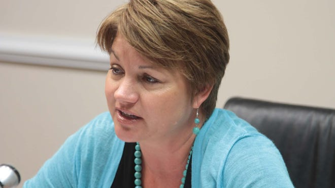 Sandra Woodley will step down as University of Louisiana System president at year's end,