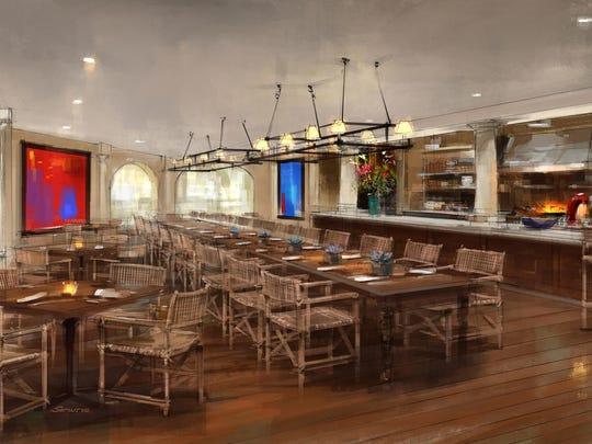 Scottsdale Resort Restaurant.