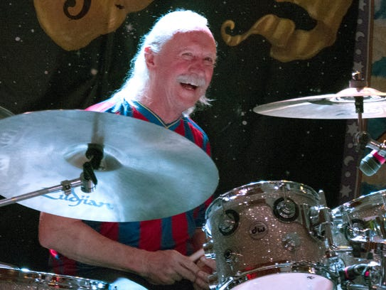 Drummer Butch Trucks, of Allman Brothers band fame,