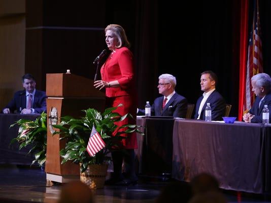 Republican Gubernatorial Candidates Forum