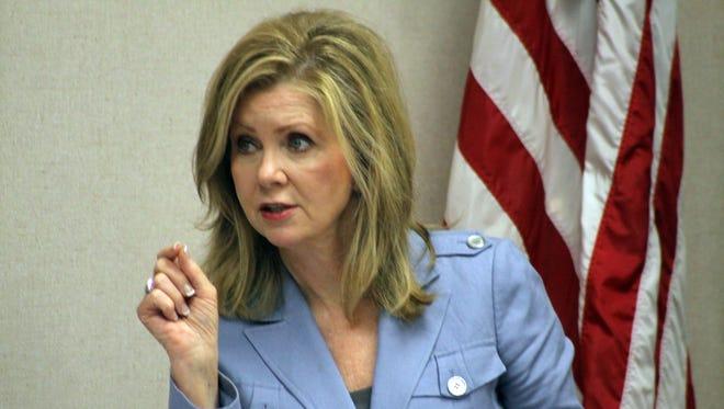 U.S. Rep. Marsha Blackburn