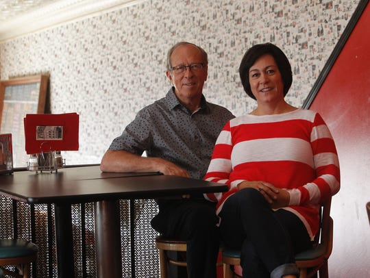 Ken and Denise Bootsma recently purchased McCord Candies,