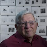 Peter Miller, photographer and writer who chronicles a disappearing Vermont, 2005Vermonter of the Year.