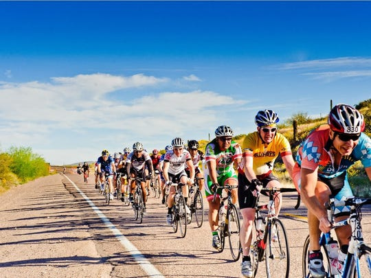 Cyclists of all ages will be pedaling and celebrating at El Tour de Mesa during CycloMesa.