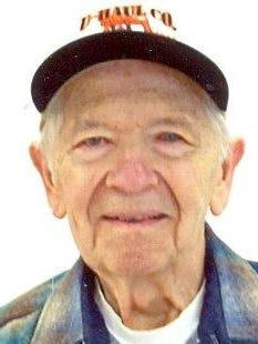 Raymond Clayton Davidson, 88