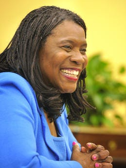 Tennessee State University President Glenda Glover