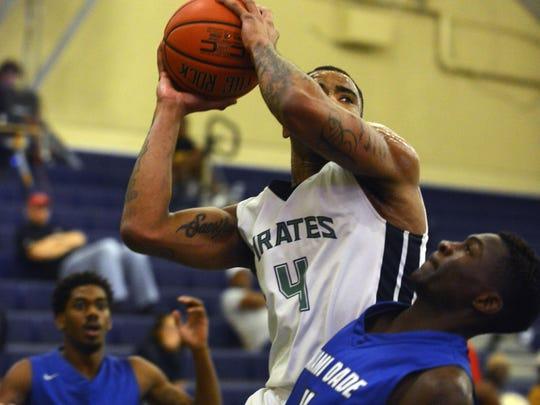 PSC vs Miami Dade Basketball 1