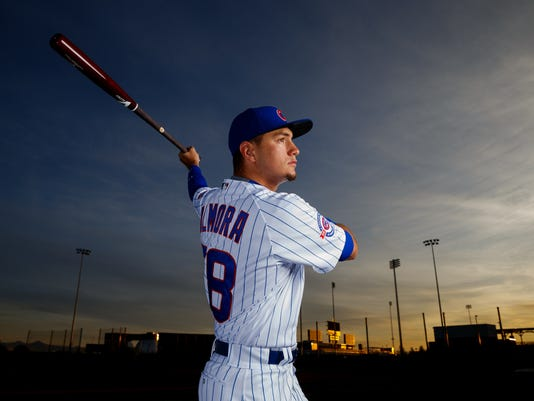 MLB: Chicago Cubs-Spring Training Media Day