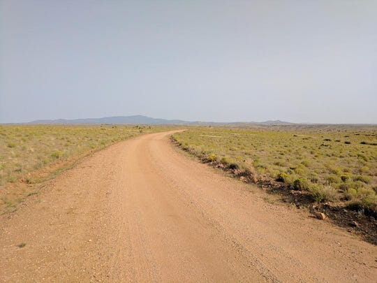 The long, lonely Great Divide Mountain Bike Route in New Mexico.