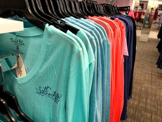 Bealls offers a selection of clothing for women, men and children.