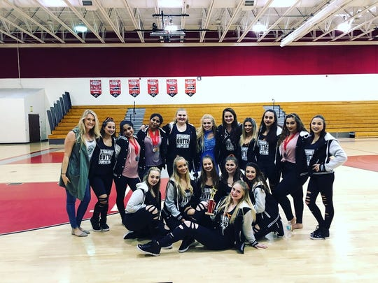 Jupiter Community High School Dance Team