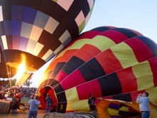 Michigan Challenge Balloonfest wows the crowd
