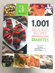 3rd Edition 1,001 Delicious Recipes for People with Diabetes