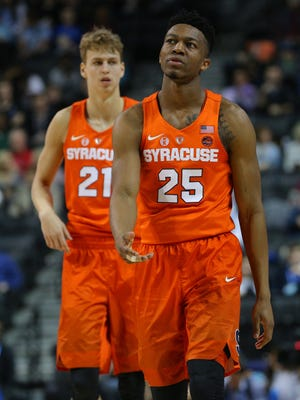 Syracuse squeaked into the field of 68 as the most jaw-dropping selection of Selection Sunday.