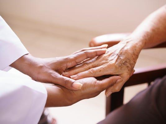 Elder care.
