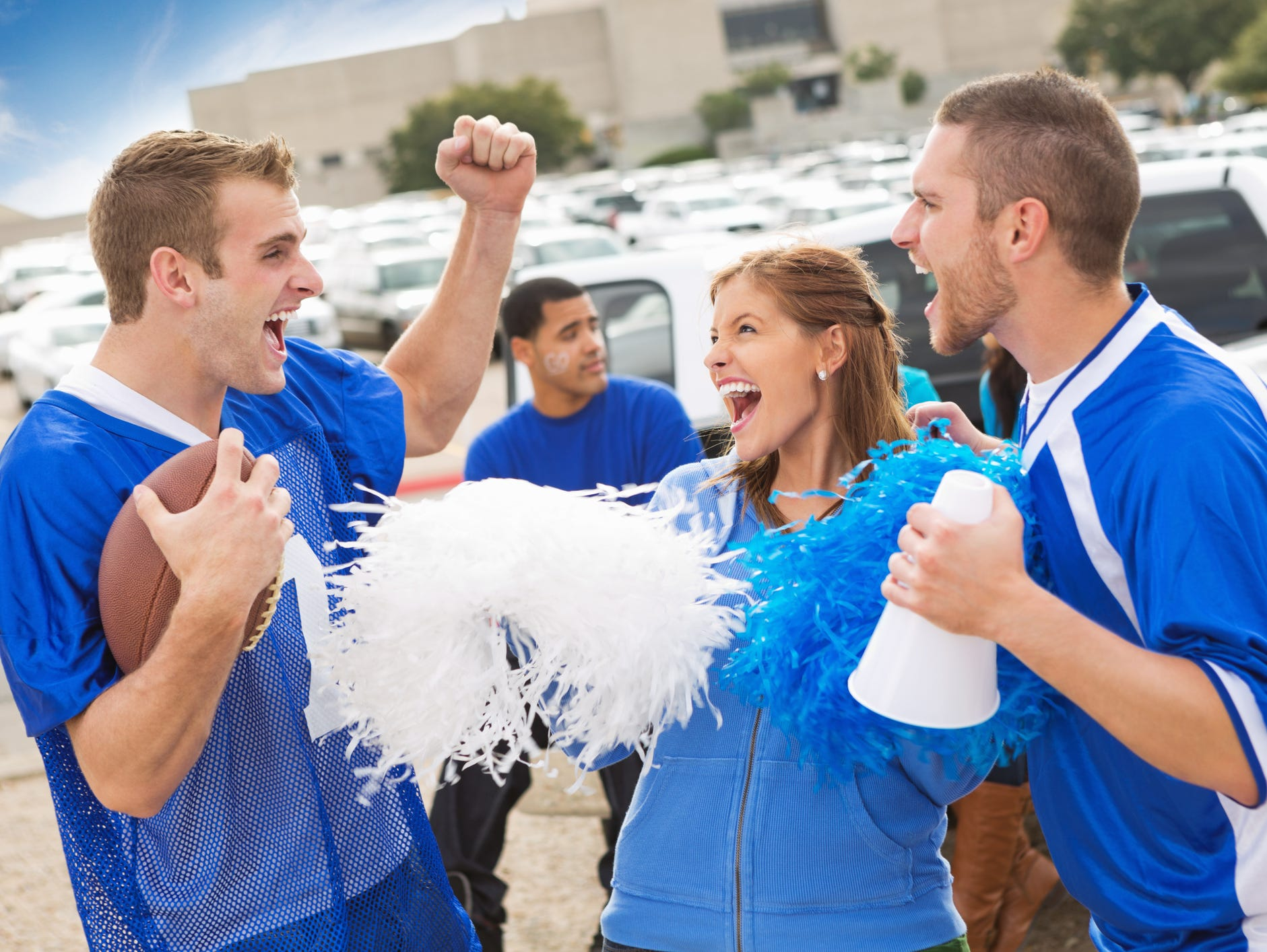 With college football season in full force, can we guess your role at the tailgate?