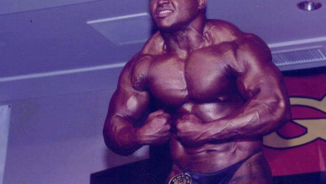Tony Morrison was in beast mode before beast mode was invented.