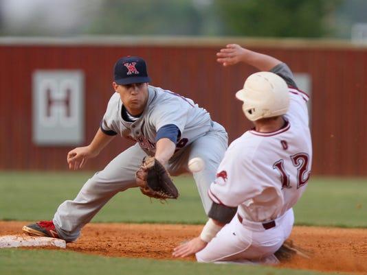 West Monroe @ Ouachita baseball
