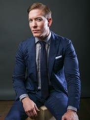 Power,' cast members Joseph Sikora, poses for a portrait