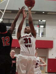 Nevaeh Dean of Lakota West proves lethal under the