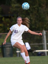 Brownsburg's Alison Hieston is hoping the Bulldogs