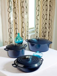 Le Creuset is a popular and very recognizable line
