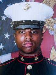 October 23, 2017 - William Michael Brown, 23, a Marine