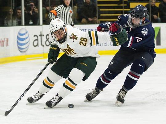 UConn vs. Vermont Men's Hockey 01/20/17