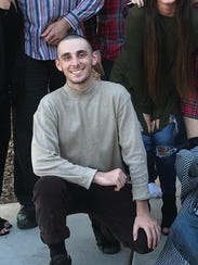 Westin L'Heureux, 22, was killed on Nov. 29 after he was struck by a vehicle in Scottsdale. Police are searching for the vehicle.
