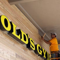 Upscale Gold's Gym set to open in South Salinas