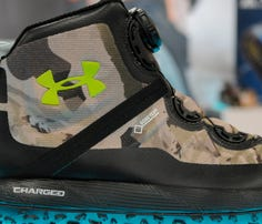 GearScout TV: Under Armour invades boot world with Michelin mashup