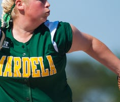 Mardela softball takes sole possession of first in the Bayside South