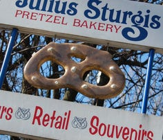 Pennsylvania's snack food companies open to visitors
