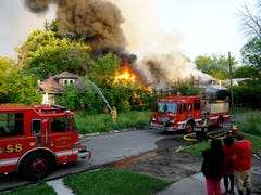Detroit fire union files unfair labor charge over response policy