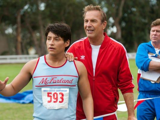 McFarland Costner coach
