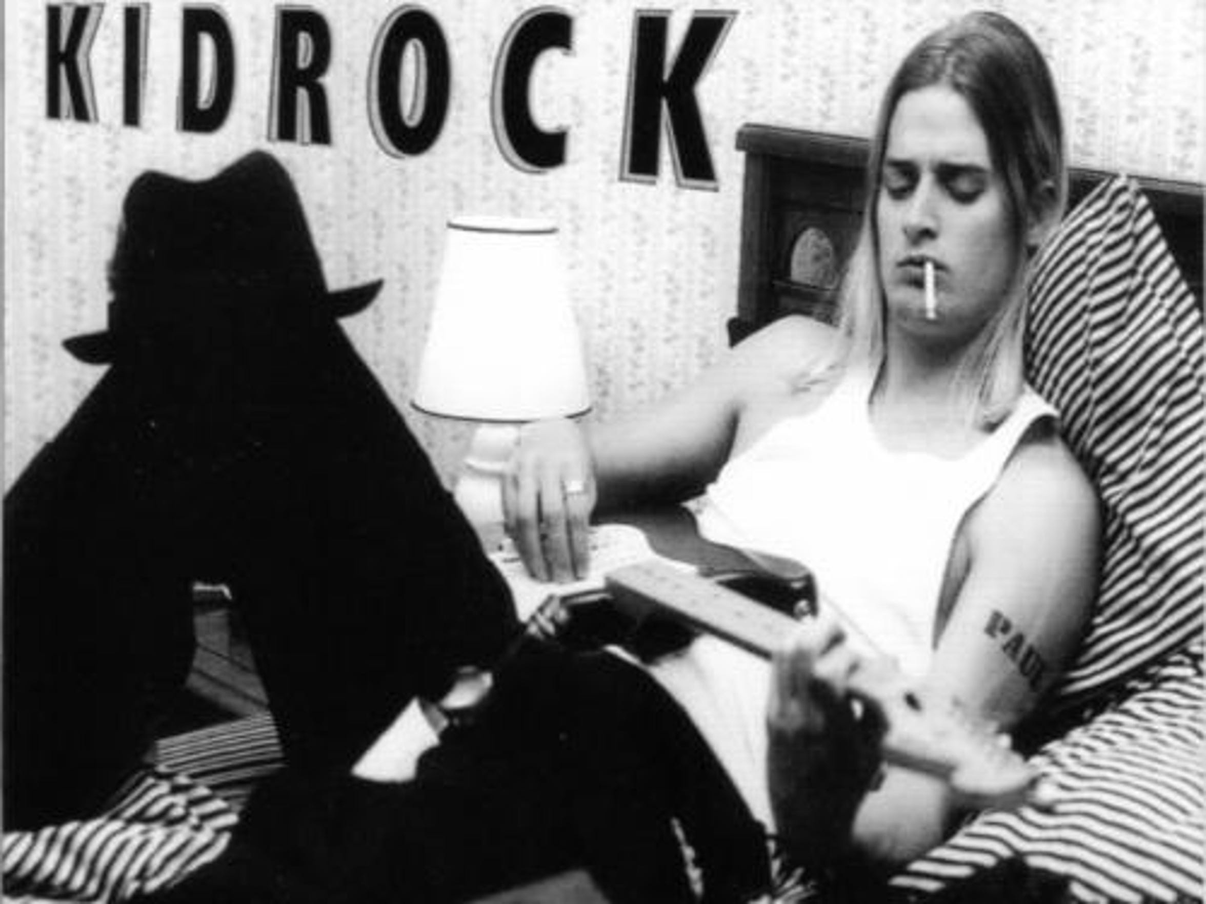 Kid Rock Early Mornin Stoned Pimp Video
