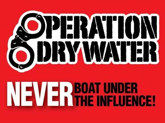 Operation Dry Water logo
