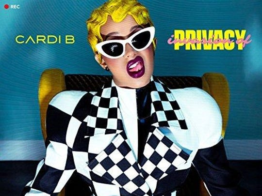 """Cardi B's album """"Invasion of Privacy"""" has been certified"""