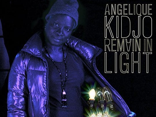 """Remain in Light"" by Angelique Kidjo"