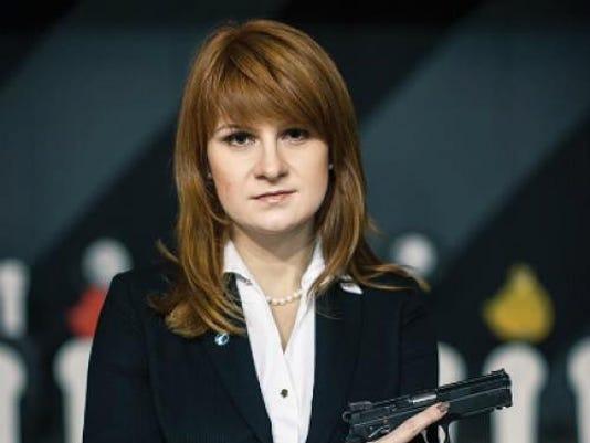 Russia espionage Maria Butina