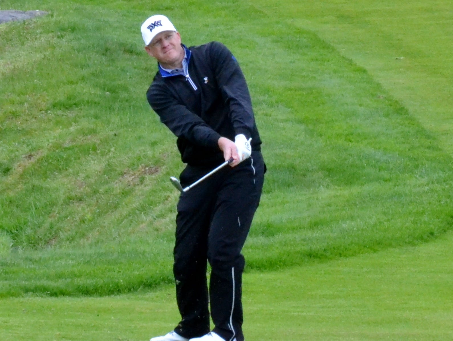Grant Sturgeon got through local qualifying for the U.S. Open with an even-par 71 at Willow Ridge on Monday.